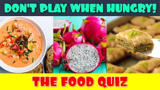 Food Quiz Questions and Answers | Test Your Food Knowledge | Food Quiz Answers