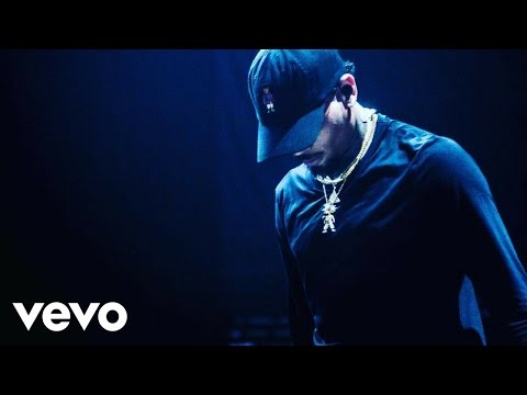 Chris Brown - Treading Water (Music Video)