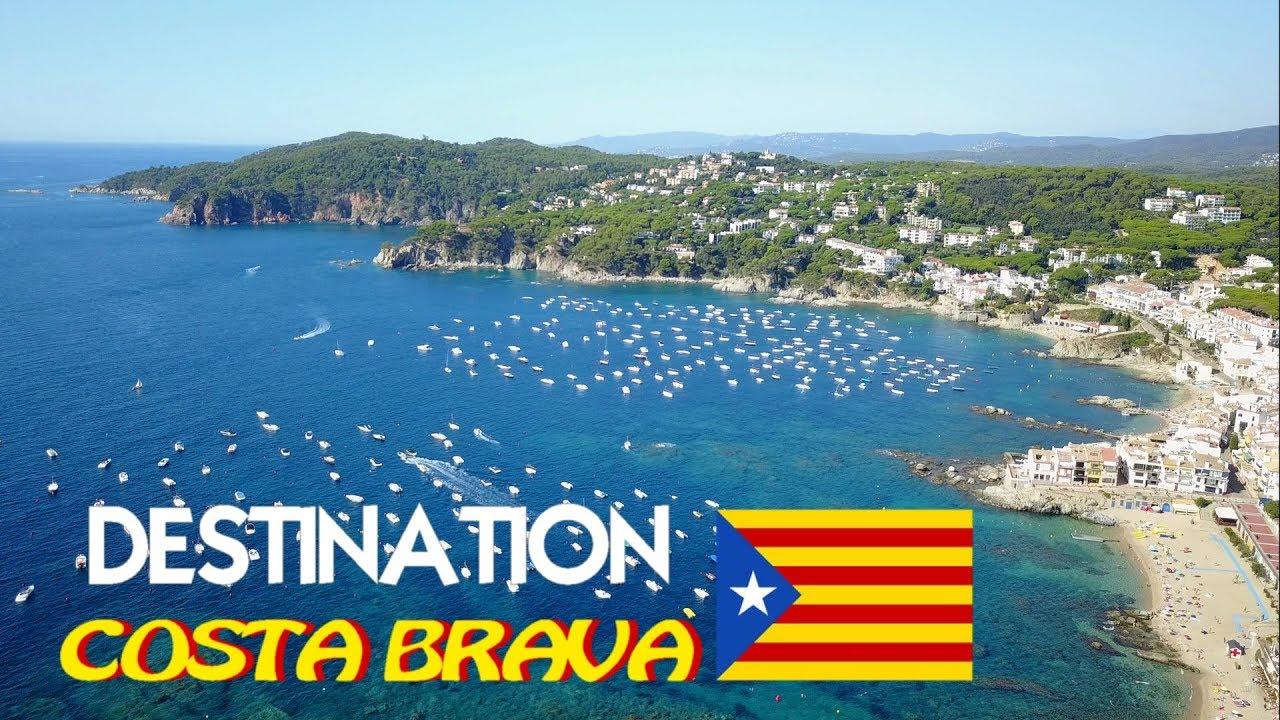 Costa Brava Costa Dorada Karte.Les Vadrouilleurs Destination Costa Brava