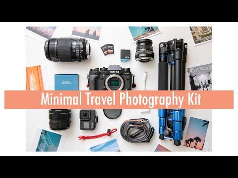 The Best Minimal Travel Photography Kit   Fujifilm