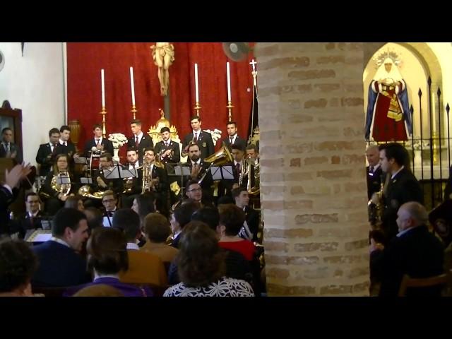 Banda Filarmónica Ciudad de Bollullos. Concierto Hdad del Perdón. Mi Amargura.