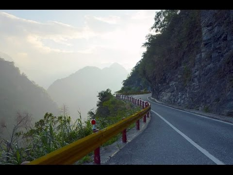 Driving Taiwan's Highway 8 - Down to Taroko Gorge