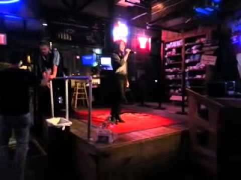 """Dalisay Johnson doing karaoke in Nashville - """"That's What I Like About You"""""""