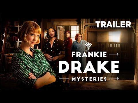Frankie Drake Mysteries: Season 3 | Official Trailer