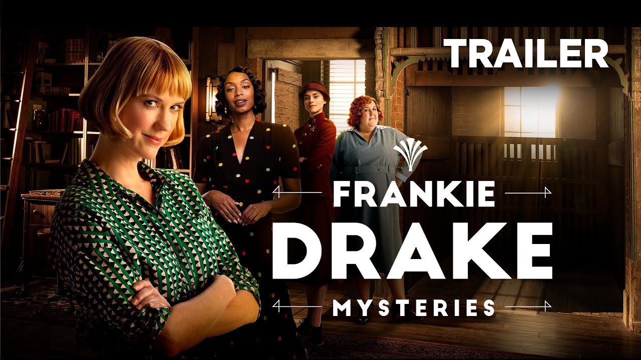 Download Frankie Drake Mysteries: Season 3 | Official Trailer