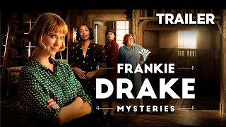 Frankie Drake Mysteries Season 3  Official Trailer