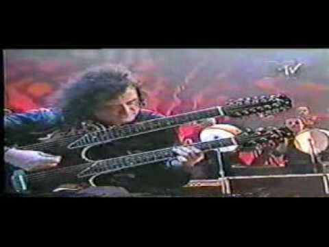 Jimmy page & Robert plant Four Sticks 11 of 14 music