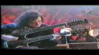 Jimmy page & Robert plant Four Sticks 11 of 14