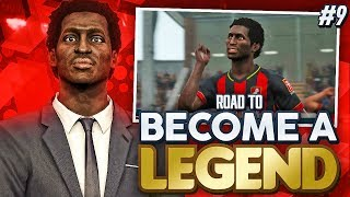 "ROAD TO BECOME A LEGEND! PES 2019 #9 ""GETTING THE HANG OF THIS?"""