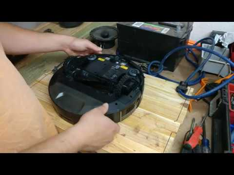 How To Replace or Clean Shark ION™Robot Brush