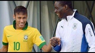 Video Mario Balotelli Vs Neymar - Skills and Goals 2013  |  HD download MP3, 3GP, MP4, WEBM, AVI, FLV Juli 2018