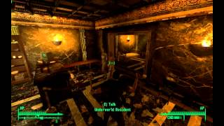 Fallout 3 - Charon is a badass... or not.