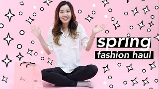 🌸 MASSIVE KOREAN FASHION TRY-ON HAUL 🌸