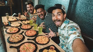 UNLIMITED PIZZA CHALLENGE @Rs.400