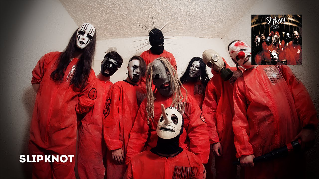 70 slipknot songs all albums in 7 minutes gigalyric youtube