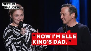 Rob Schneider and Elle King Sing a Father-Daughter Duet | Netflix Is A Joke