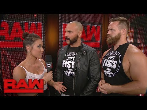 The Revival address the Enzo Amore mystery: Raw, May 29, 2017