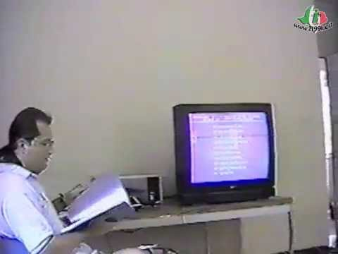 "Dan Eicher in: ""GPL Development KIT DEMO"" - TI and GENEVE Conference 1999 - Part_4/10"