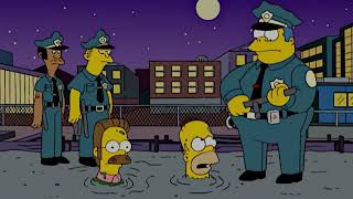 The Simpsons–Sex, Pies and Idiot Scrapes– clip11