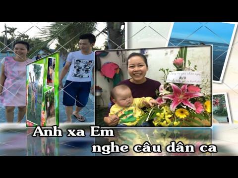 [KARAOKE HD] Giận Mà Thương - beat Song Ca Anh Thơ