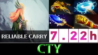 CTY [Windranger] The Reliable Carry CN Ranked ► Dota 2 7.22h