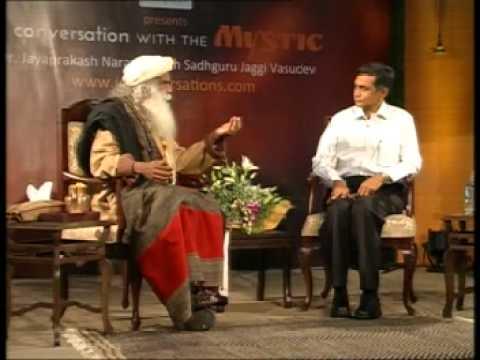 Dr JP with Sadhguru Ja...