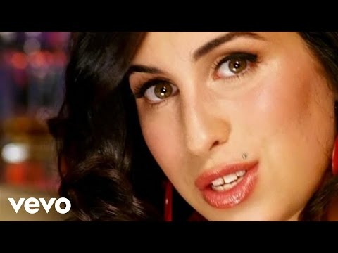 Amy Winehouse - Stronger Than Me
