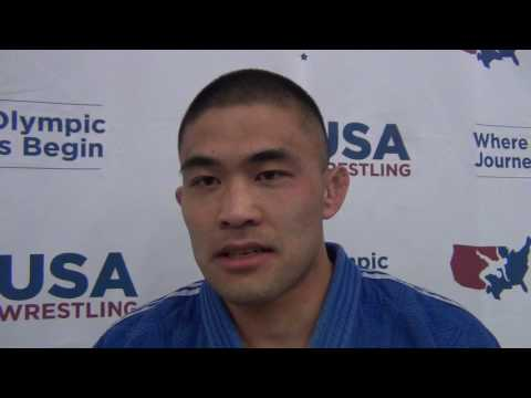 Bobby Yamashita, 77 kg Gi Grappling World Team Trials champion