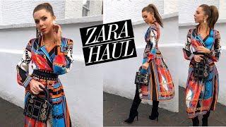 ZARA SALES HAUL & TRY ON // Back to work officewear // JANUARY 2019