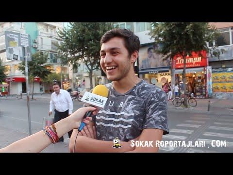 Sokak Röportajları - Sizden Nefret Eden Birisi Arkanızdan Ne Der?