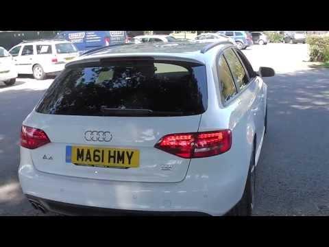 Audi A4 2.0Tdi 170 Quattro  S Line Black Edition, 14,000 miles. www.promotors.co.uk