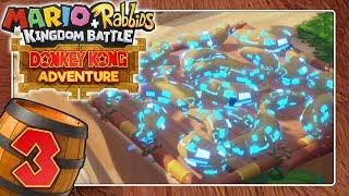 MARIO + RABBIDS DONKEY KONG ADVENTURE DLC 🍌 #3: Radioaktive Bananenfelder