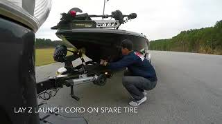 How to Use the Z-Launch Watercraft Launch Cord