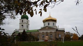 Церковь Святого Архангела Михаила.Выпасное/Church of St. Archangel Michael .Vypasnoe