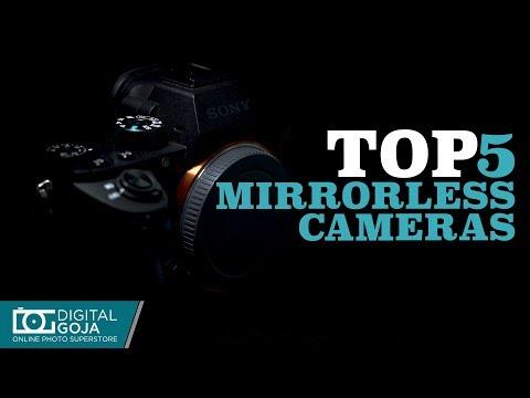 TOP 5: Best Mirrorless Cameras 2017