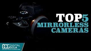 Video TOP 5: Best Mirrorless Cameras 2017 download MP3, 3GP, MP4, WEBM, AVI, FLV Juli 2018