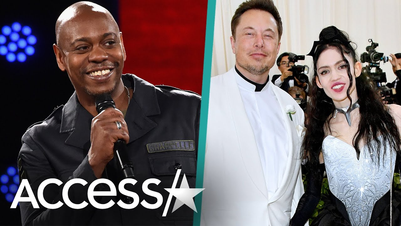 Dave Chappelle Covid-19 Positive After Being w/ Elon Musk & Grimes
