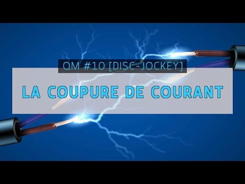 QUESTION MARIAGE #10 [DJ] - LA COUPURE DE COURANT