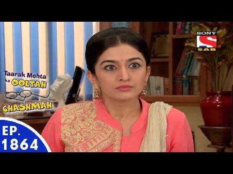 Taarak Mehta Ka Ooltah Chashmah - तारक मेहता - Episode 1864 - 4th February, 2016