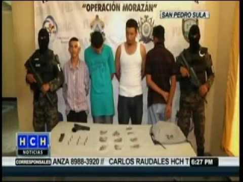 Detienen a cuatro sujetos en posesión de marihuana y otros sucesos en sps mp3