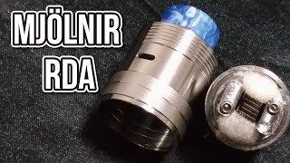 大型シングルコイルで爆煙激うま!Mjölnir RDA by Cthulhu MOD