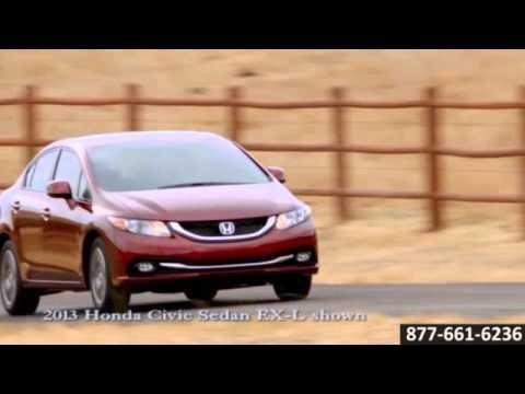 New 2013 Honda Civic Performance Houston Pearland TX Russell U0026 Smith Honda  Houston TX