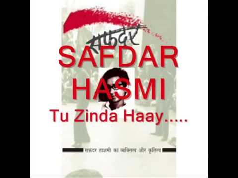 Safdar hashmi laal selam