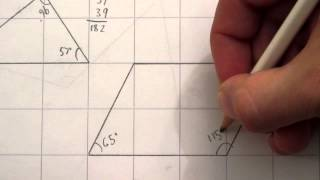 6 Measuring angles in triangle and quadrilateral
