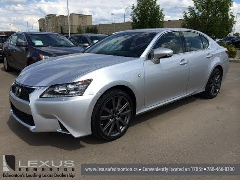 Lexus Certified Pre Owned 2013 GS 350 AWD - F Sport Package Review ...