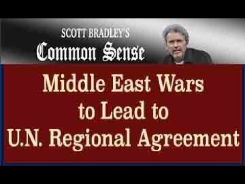 Middle East Wars to Lead to U N  Regional Arrangement