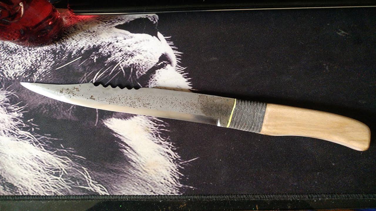 Нож Для Подписчика Своими Руками