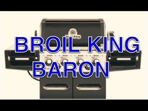 Rösle Gasgrill Vs Weber : Broil king baron vs. regal unterschiede klaus grillt youtube