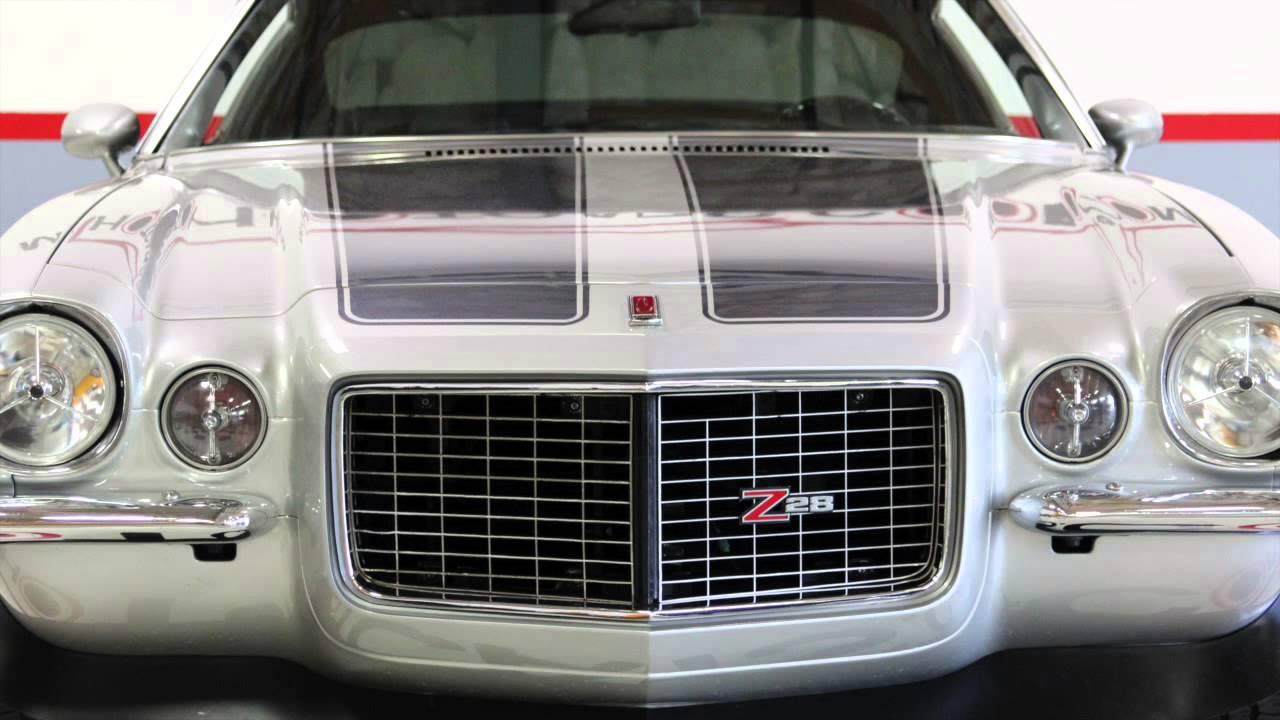 1971 Camaro RS @ My Hot Cars Video Showcase - YouTube