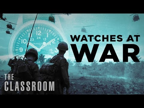Watches At War: Military Influence On The Industry | The Classroom
